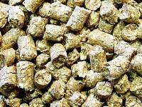 Золотой кот - прессованные гранулы диаметром 8 мм (специальная формула по составу), подходит для всех видов животных